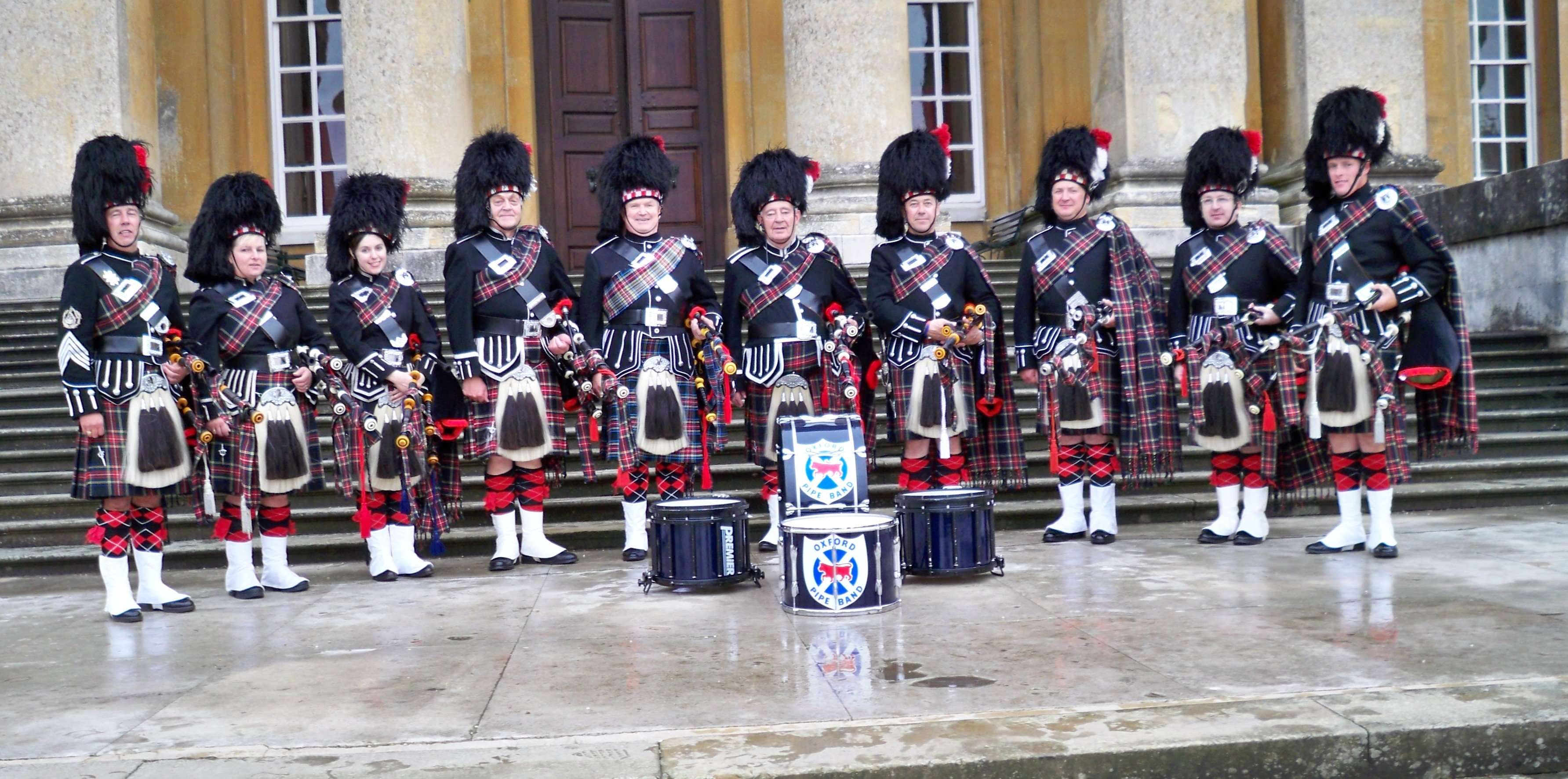 Oxford Pipes & Drums